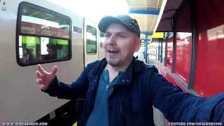 Путевые Заметки.Словакия-Австрия,сентябрь 2017: на поезде из Братиславы в Гёппинген (Германия), ч.1