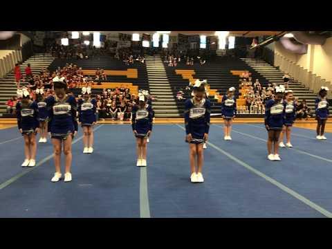 NCSAA Mater Academy Bonanza Middle School Cheerleading