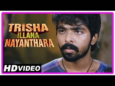 Trisha Illana Nayanthara Tamil Movie | Scenes | Manisha invites GV Praksh Kumar to her room at night