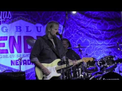 """WALTER TROUT  """"Got A Broken Heart"""" - Big Blues Bender 2015"""
