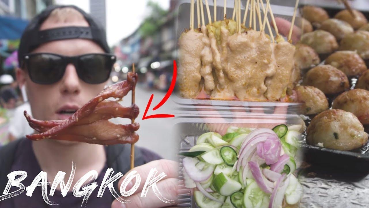 BANGKOK'S BEST STREET FOOD STREET? ? อาหารไทย –#FIRE Episode 32