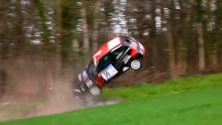 Rallye du Pays de Caux 2015 Big Crash & Show By FloRallye