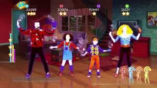 Just Dance 2014 Wii U Gameplay - Mick Jackson: Blame it on the Boogie
