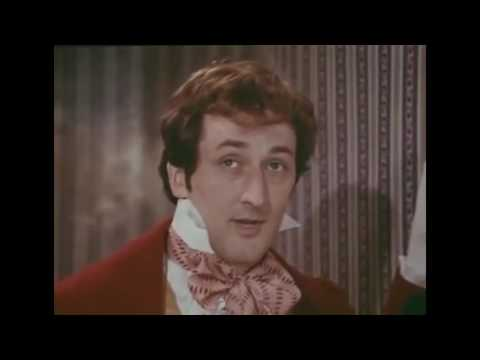 Горе от ума Малый театр (1977 год) диалог Чацкого и Молчалина