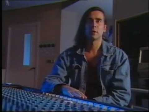 Phil Oakey - Interview at Red Tape Studios in Sheffield