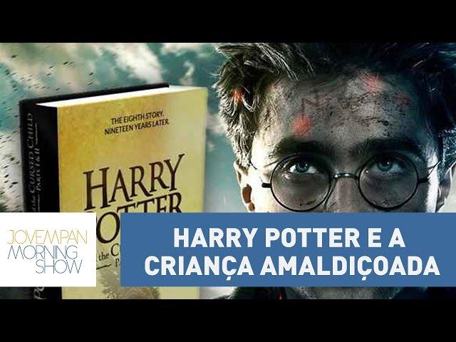 """Você já pode comprar """"Harry Potter e a Criança Amaldiçoada"""""""