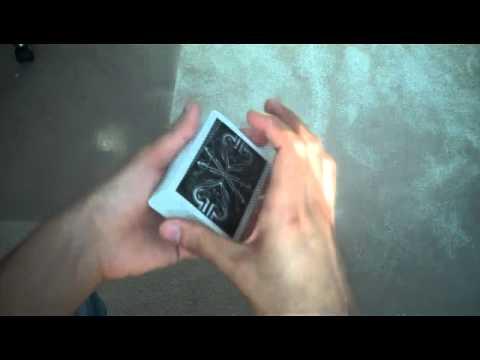 Card Tricks: The Hermann Pass Tutorial