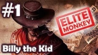 Call of Juarez Gunslinger - Walkthrough Part 1 - Billy the Kid [No Commentary] [HD PC]