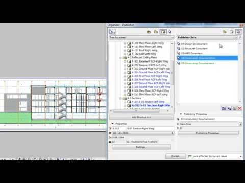 ARCHICAD Revision Management - Issues in Publisher