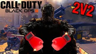 THE BEST NEW FIGHTING GAME?! BLACK OPS BOXING! 2V2!