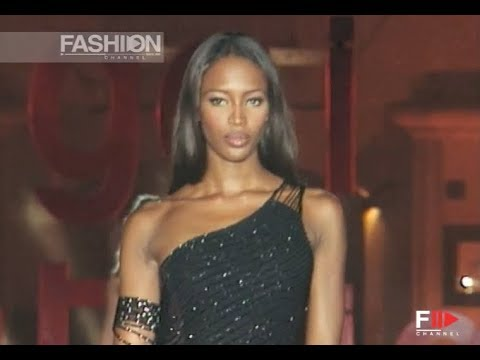 GAI MATTIOLO Fall Winter 1998 1999 Haute Couture Rome - Fashion Channel