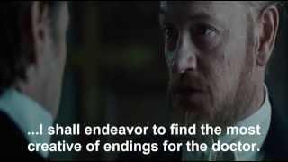 Sherlock Holmes : A Game of Shadows Final Fight Scene HD English Subtitles
