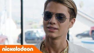 Un detective alla Bixler High | Jace Norman è Xander | Nickelodeon Italia