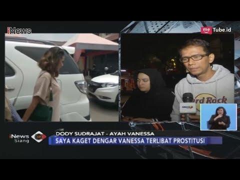 Ayah Vanessa Angkat Bicara Soal Keadaan Sang Anak Terlibat Prostitusi Online - iNews Siang 11/01
