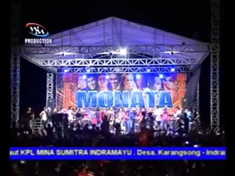 MONATA - ZOMBIE - Niken Aprilia ( live indramayu )