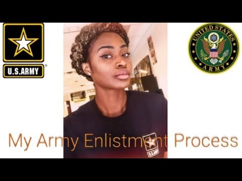 How I Enlisted For The Army As A Green Card Holder