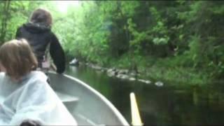 Соловки: каналы и озера 2011(http://www.sakkos.ru Лодочный поход по лесным пресноводным озерам и каналам Большого Соловецкого острова. Видео...., 2011-09-26T19:05:50.000Z)