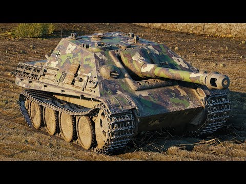 World of Tanks Jagdpanther - 5 Kills 6,1K Damage thumbnail