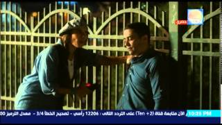 بالفيديو.. ذئب بشري يحاول التحرش بالفنانة زينه بـ'أرض النعام'