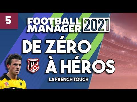 [FM21] EP05 - UN FRANÇAIS DÉBARQUE EN FORCE / CARRIÈRE FOOTBALL MANAGER 2021