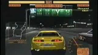 Dreamcast: Tokyo Xtreme Racer 2