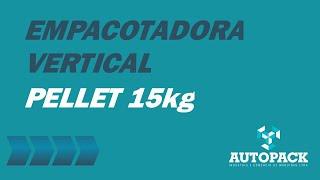 Empacotadora Vertical 15kg