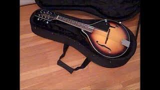 Guitar Works, Inc. A Style Mandolin Sunburst Finish with Hard Featherlite Case Customer Review