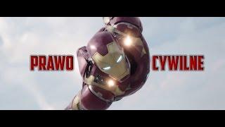 Captain America: Civil War - Prawo cywilne