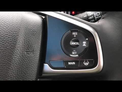 Honda sensing, ACC, LKAS, attention monitor