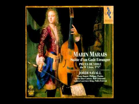 Marin Marais - Le Labyrinthe