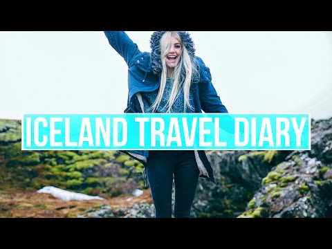 ICELAND TRAVEL DIARY!   Aspyn Ovard