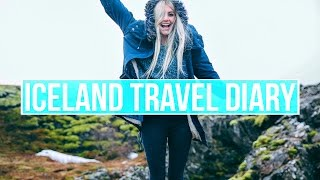 ICELAND TRAVEL DIARY! | Aspyn Ovard