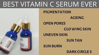 BEST AFFORDABLE VITAMIN C SERUM FOR FACE | 20% Professional Vitamin C Serum by Dr. Manoj Das