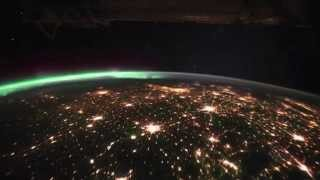 Pink Floyd - Marooned (Earth View from Space)