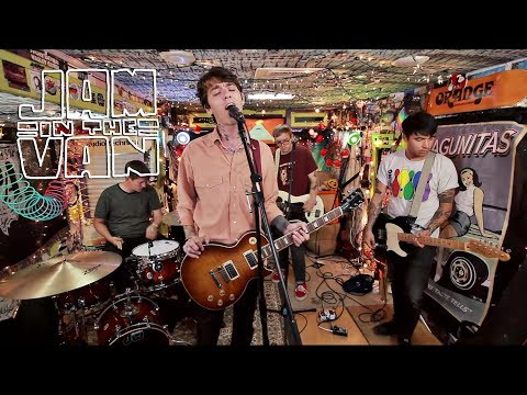 """JOYCE MANOR - """"This Song is a Mess"""" (Live at Music Tastes Good in Long Beach, CA 2017) #JAMINTHEVAN"""