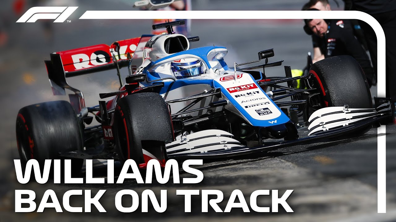 Download Williams' Comeback: Inside F1 Testing