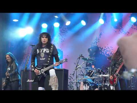 W.A.S.P. - I Wanna Be Somebody live @ Nummirock 21.6.2014 (HD)