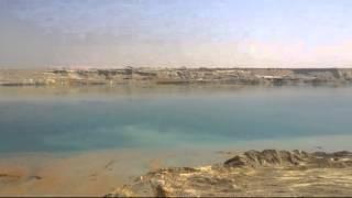 الحفر والتكريك فى قناة السويس الجديدة 1أبريل 2015