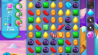 Candy Crush Soda Saga Level 700 (buffed)