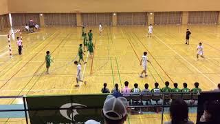H29 ハンドボール秋季二部リーグ 大東大vs 関東学院(1/5)