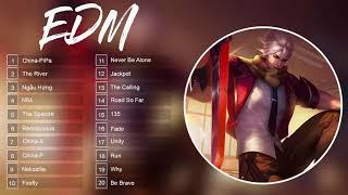 20 BẢN NHẠC EDM CỰC HAY !!