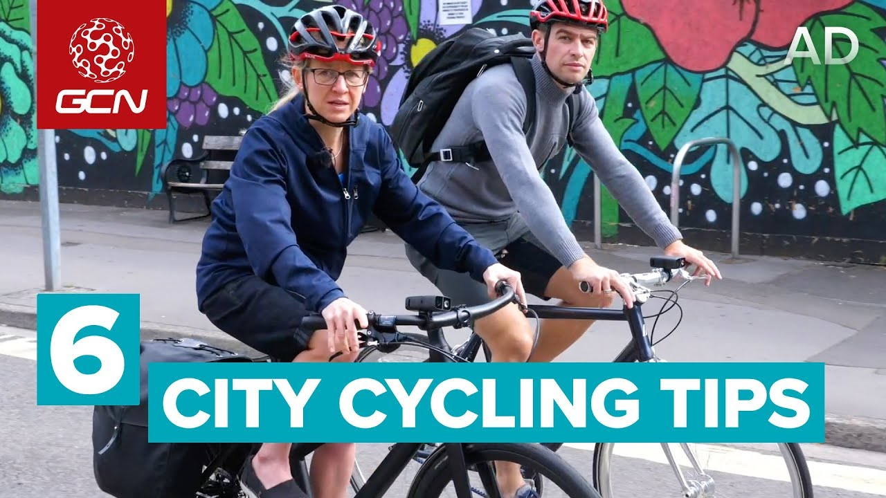 6 Top Tips For City Cycling - YouTube 041557dd6