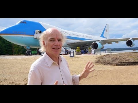 The Air Force One Experience at National Harbor, Maryland