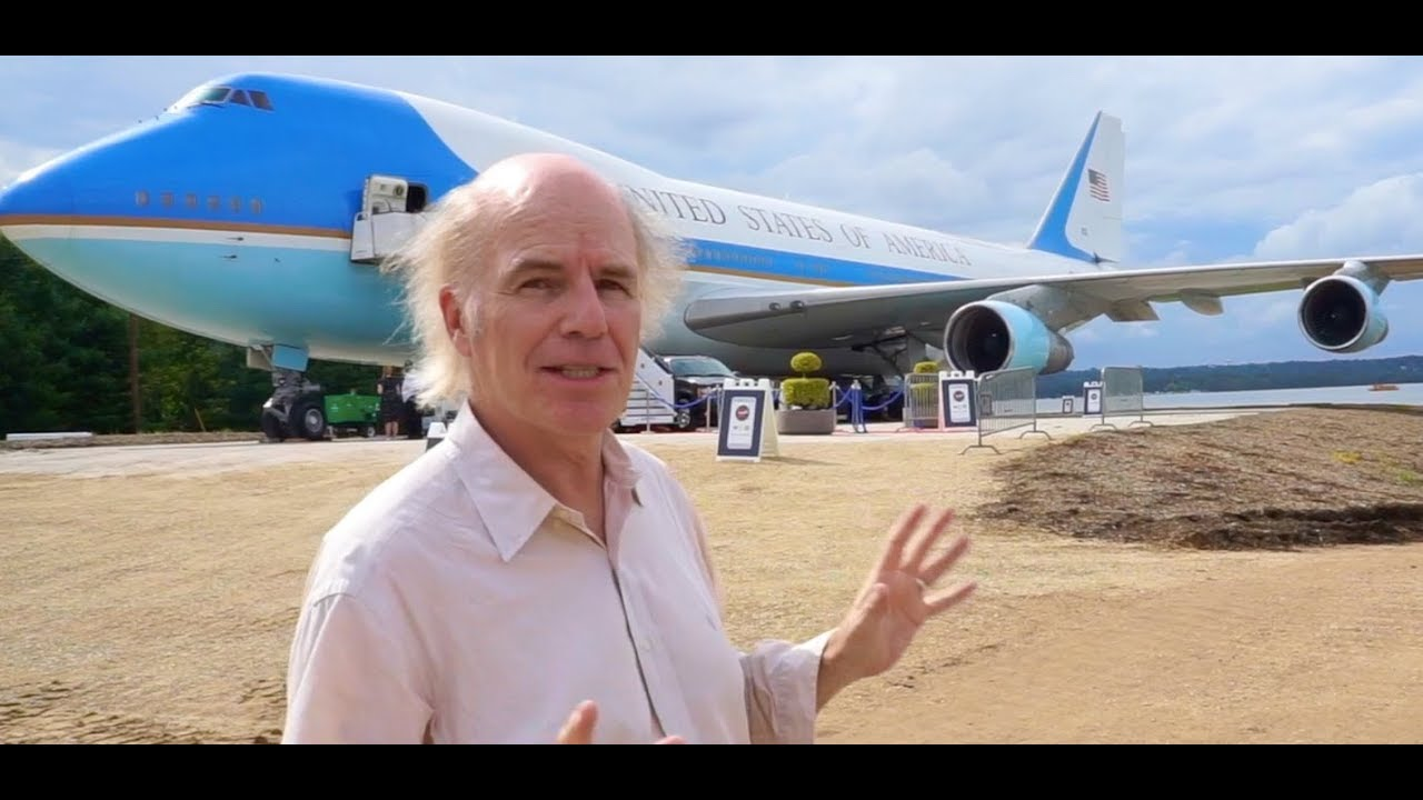 Air Force One Experience coming to National Harbor