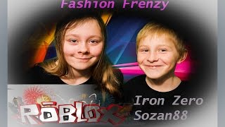 Fashion Frenzy (Kids Choice Awards) in Roblox