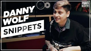 Danny Wolf: From Making Beats In A Closet To Platinum Plaques w/ Ugly God & Lil Pump | Snippets