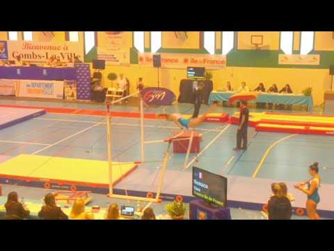 Nina Monaco, Tournoi International de Combs La Ville