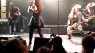 Epica - Intro Originem Live + The Second Stone Live - Montreal 09/11/2015