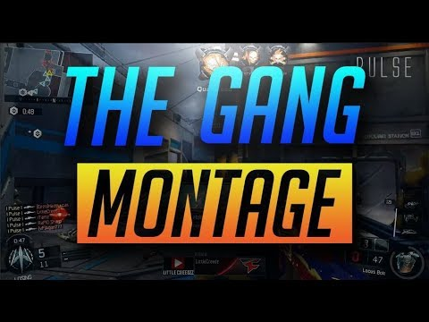 """""""Get Up'' - The Gang Montage @Claiik - Leave a fat ass like if you enjoyed!"""