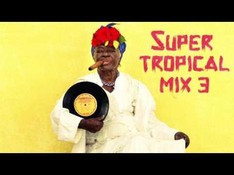 ★ Super Tropical Mix 3 ★ R3VUELTA MUSICAL - 100% vinilo (58min)